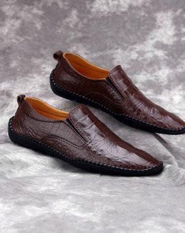 Giày Da Thời Trang