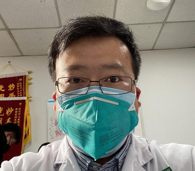 bác sĩ nhiễm viruts corona