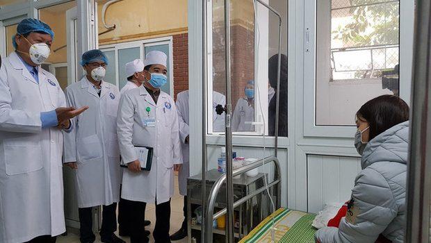việt nam thêm người nhiễm virutcorona