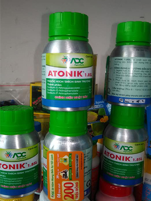 thuốc atonik kích thích tăng trưởng