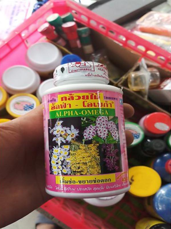 thuốc kích hoa cho lan