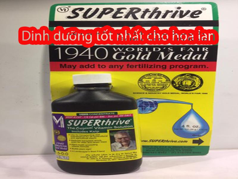 superthrive 60 ml hoa lan