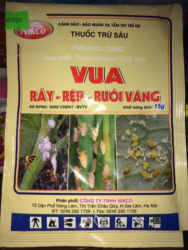 thuốc trị rệp cho hoa lan