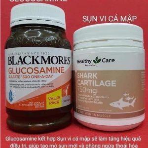 Blackmores Glucosamine 180 viên