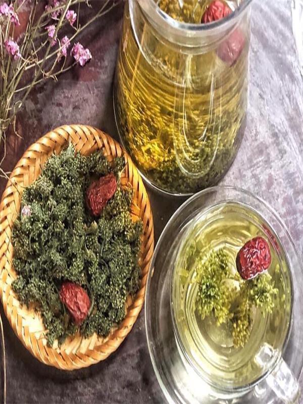 trà hoa sâm chính hãng hàn quốc